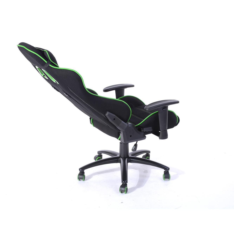 כיסא פרו גיימר מארק לבית או למשרד  לישיבה ממושכת בעל משענת גב נוחה וגבוהה במיוחד HOMAX - תמונה 3