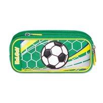 קלמר שני תאים מתרחב כדורגל ירוק-צהוב