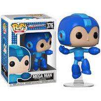 Funko Pop - Mega Man (Mega Man) 376 בובת פופ
