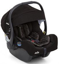 סלקל לתינוק I-Gemm עם מערכת ראש מתכווננת בצבע שחור Dots