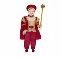 תחפושת דוכסי הממלכה לילדים שושי זוהר בשני צבעים לבחירה