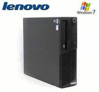 Lenovo ThinkCentre M81, עם מעבד Intel Core G 630, דיסק  250GB ו-WIN 7 + אחריות ל-3 שנים