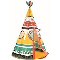 אוהל טיפי אינדיאני! Djeco