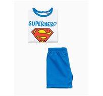 פיג'מת OVS כותנה סופרמן