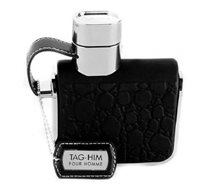 "בושם לגבר Tag-Him by Sterling Parfums א.ד.ט 100 מ""ל - משלוח חינם!"