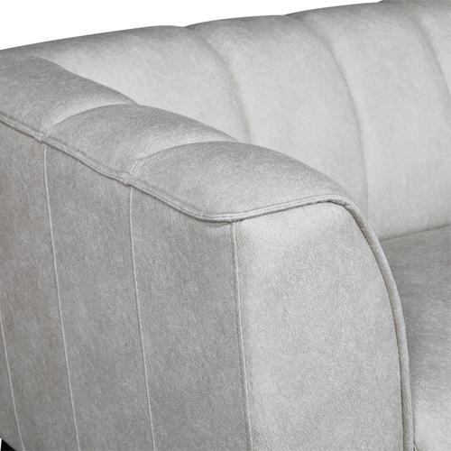 ספה רחבה 3 מ' מעוצבת עם קפיצים מבודדים ובד רחיץ דגם ורונה HOME DECOR - תמונה 3