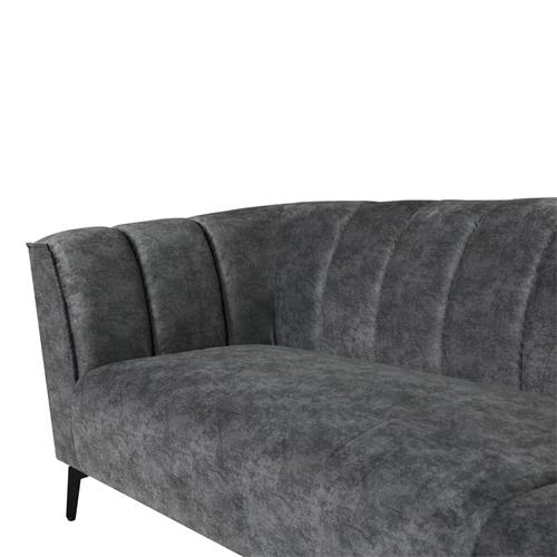 ספה רחבה 3 מ' מעוצבת עם קפיצים מבודדים ובד רחיץ דגם ורונה HOME DECOR - תמונה 7