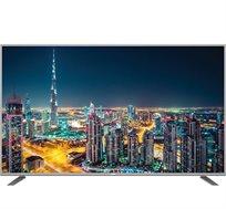 """טלוויזיה """"55 Haier Smart TV 4K החלקת תמונה 600HZ +התקנה + מתקן קיר מתנה"""