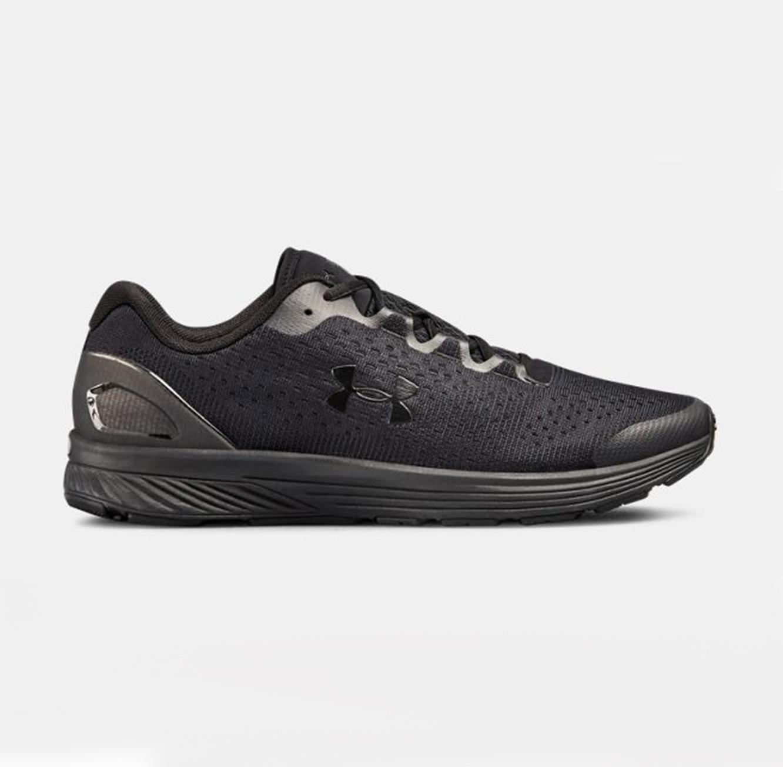 נעלי ריצה לגברים Under Armour CHARGED BANDIT 4 דגם 3020319-007 - שחור