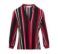 חולצת פסים MORGAN לנשים - צבע לבחירה