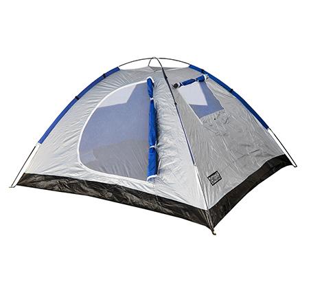אוהל איגלו ל-6 אנשים עם 3 חלונות גדולים לאוורור מירבי וכניסה קדמית מרווחת OUTDOOR REVOLUTION - משלוח חינם - תמונה 2