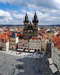 טיול מאורגן לפראג וינה ובודפשט! חופשה אירופאית ל-7 ימים של סיורים מודרכים רק בכ-$869* לאדם!