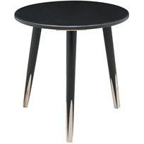 שולחן סלון Terracina  - שחור - משלוח חינם