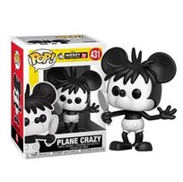 Funko Pop - Planet Crazy Mickey (Disney) 431 בובת פופ