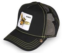 Goorin יוניסקס// Queen Bee Black  כובע מצחיה חיות