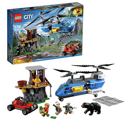 מעצר בהרים - משחק לילדים LEGO  - משלוח חינם - תמונה 2