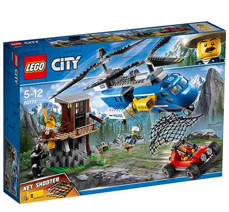 מעצר בהרים - משחק לילדים LEGO