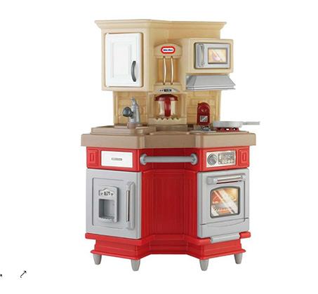 מטבח השף האדום לילדים