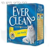 סופרחול לחתול מתגבש אברקלין צהוב/כתום 10 ליטר Ever Clean