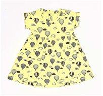 שמלת Air balloon לתינוקת - צבע לבחירה