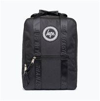 תיק גב הייפ - Backpack Box Ss18bag-084 Black Hype