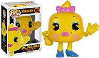 Funko Pop - Ms Pac-Man (Pacman) 82 בובת פופ