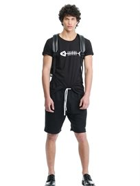 PILPELED// SHORTS BLK