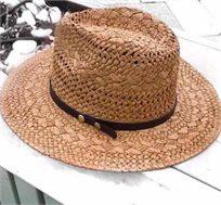 כובע אוסטרלי קש ליר