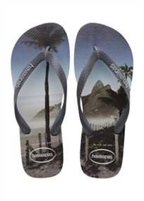 Havaianas גברים// Hype Ice Grey