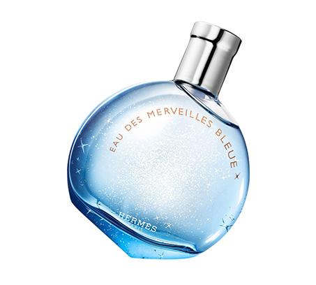 "בושם לאישה Eau Des Merveilles Bleu א.ד.ט 100 מ""ל HERMES"
