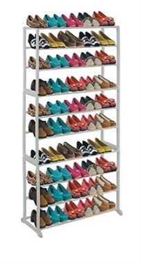 ארון נעליים מודולרי ל-50 זוגות נעליים מבית RAZCO בשני דגמים לבחירה