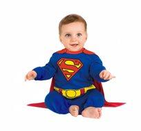 תחפושת לתינוקות בייבי סופרמן Baby Superman