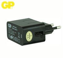 מטען קיר USB מבית GP בעוצמת 1000mAH