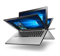 מחשב נייד ל 30 יום ניסיון- קל משקל Lenovo מעבד M5 זיכרון 8GB דיסק 256GB SSD