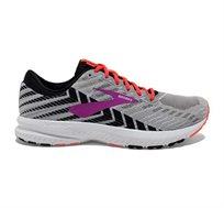 נעלי ריצה LAUNCH 6 לנשים בצבע אפור שחור וסגול