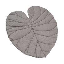 משטח/ שטיח פעילות - עלה אפור כהה