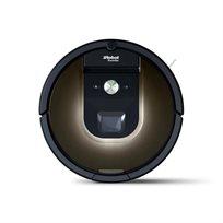 השואב הרובוטי 980 iRobot roomba  בעל מערכת ניווט חדשנית ואפליקציה לשליטה מרחוק