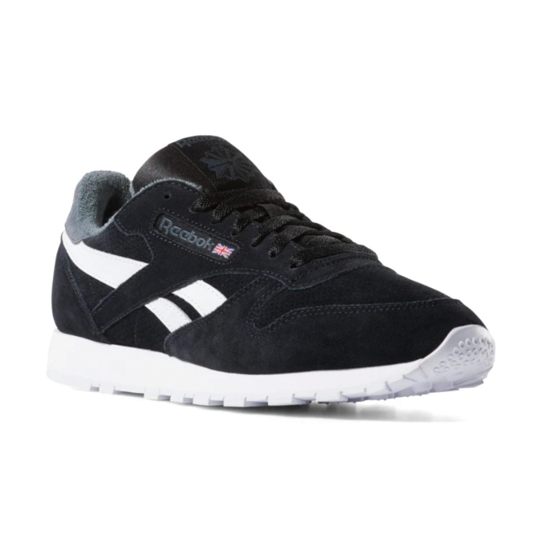 נעליים קלאסיות לנשים - שחור לבן