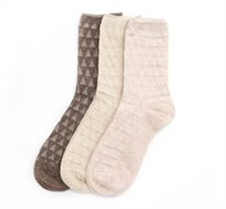 מארז 3 זוגות גרביים קלאסיות Femina