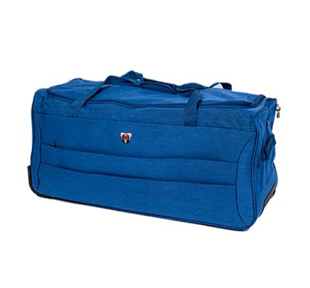 """תיק נסיעות על גלגלים """"32 - כחול"""