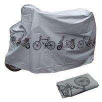 זוג כיסוי חיצוני לדו גלגלי מתאים לרוב סוגי האופניים והקטנועים מגן מפני גשם, לכלוך, אבק ושריטות
