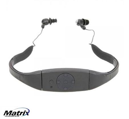 נגן MP3 מוגן מים המתאים במיוחד לשחיה, גלישה ולכל פעילות ספורטיבית אחרת