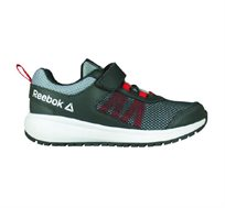 נעלי אימון לילדים Reebok Road Supreme Alt - אפור כהה/אדום