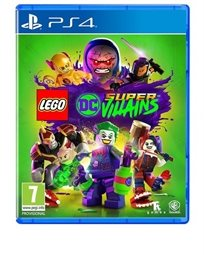 Lego Dc Super Villains Ps4 במלאי! אירופאי!