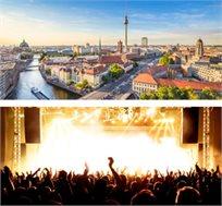 Guns N' Roses בהופעה בברלין כולל טיסות ומלון החל מכ-€475*