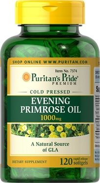 Puritan's Evening Primrose Oil 1000 Mg