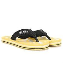 BOSS / בוס כפכפים בנים (מידה 33-41) - צהוב