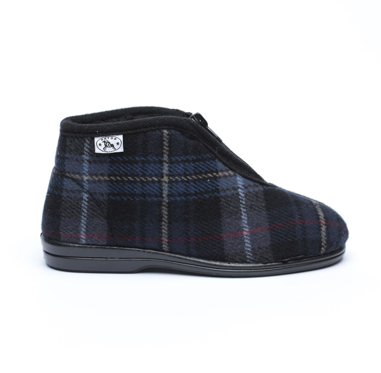 """נעלי בית דפנה לגבר """"קיפי"""" דגם נועם צבע לבחירה"""