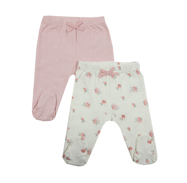 שני זוגות מכנסיים לתינוקות - צבע לבחירה