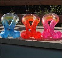 מצופלא - מצוף לילדים בעיצוב חדשני עם סגירת ביטחון המונעת את החלקת המצוף, מגוון צבעים לבחירה